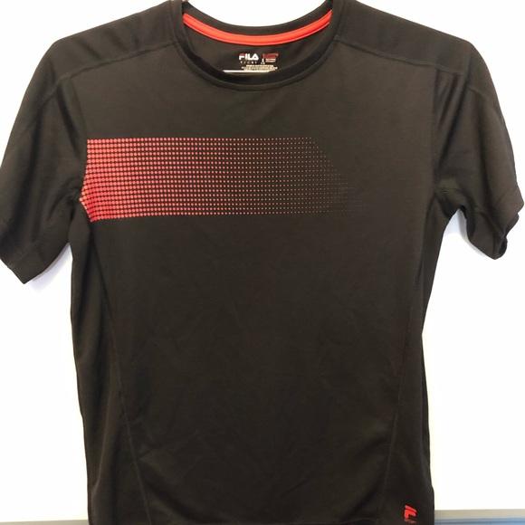 fila sport t shirt